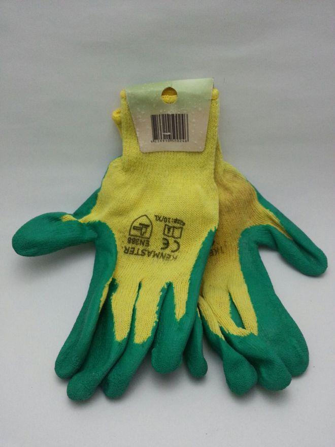 Jual Sarung tangan Latex palm gloves Kenmaster