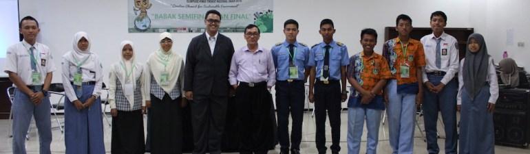 Kompetisi Kimia 2017 Oleh UNAIR