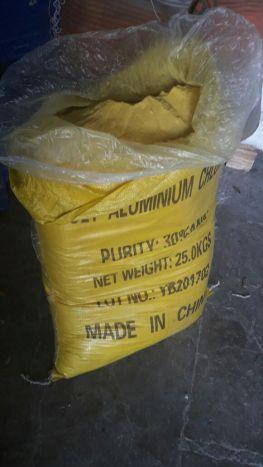 Jual PAC atau Poly Aluminium Chloride Harga Bersaing
