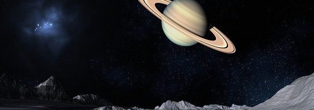 Luar Angkasa Melalui Hukum Kepler
