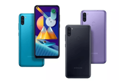 Samsung Galaxy M11 Released, Large Capacity Battery