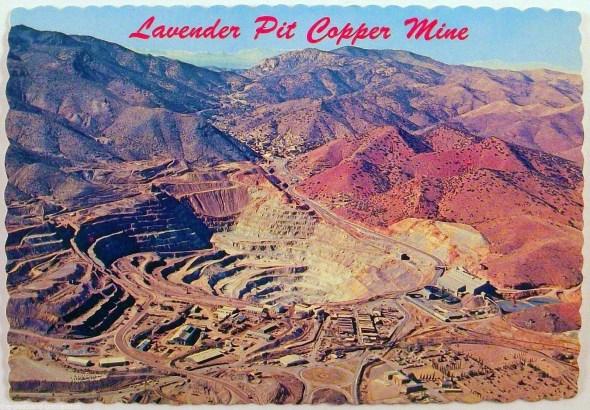 lavender pit 1961