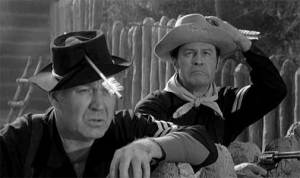 F-Troop-Agarn-Arrow-Through