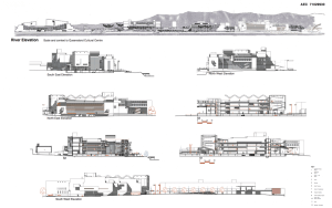 GOMA Competition by Biscoe Wilson Architects