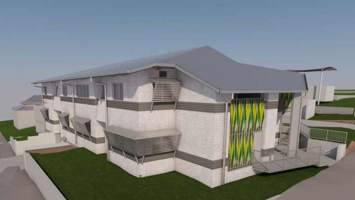 New Farm State School - 7 GLA by Biscoe Wilson Architects