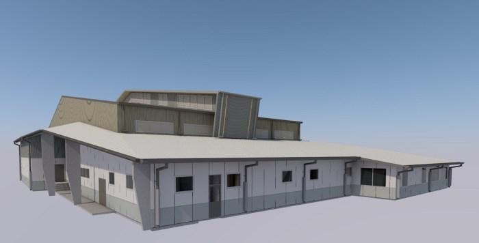 Calliope State High School - Multipurpose Hall