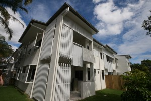 Birkdale Social Housing Project by biscoe wilson | architects