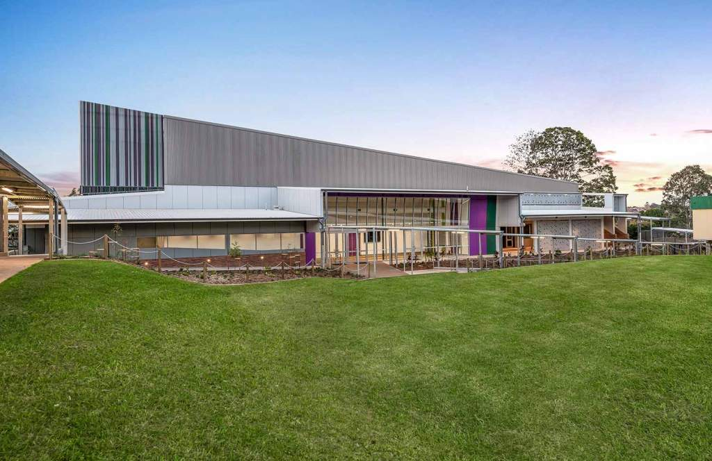 Centenary Heights SHS Performing Arts Centre by Biscoe Wilson | architects