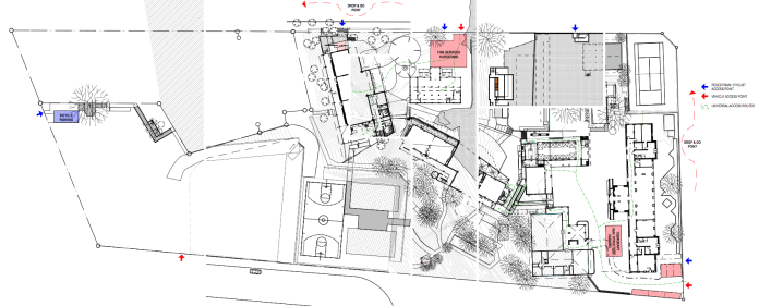 Bulimba State School Master Plan by Biscoe Wilson Architects