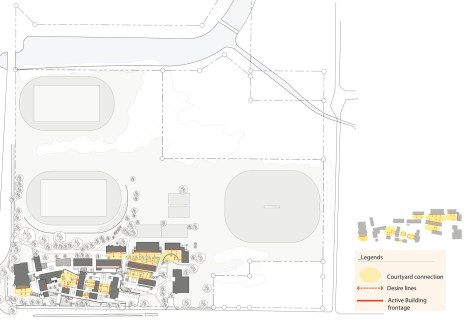 Balmoral State High School Master Plan by Biscoe Wilson Architects