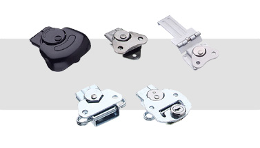 Rotary Draw Latches