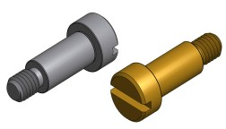 Lyn-Tron Precision Shoulder Screws