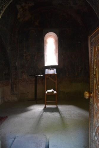 Sapara monastery/Monastère Sapara