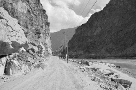 Pamir highway/La route de Pamir