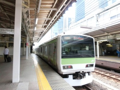 東京駅|山手線