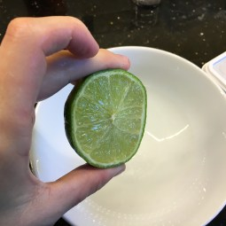 Juice one lime