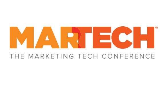 Logo for Martech, one of the upcoming London marketing events in 2016