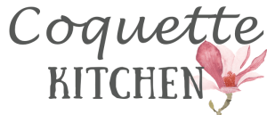 wordmark coquette kitchen