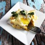 Jazz up your breakfast or brunch with this super simple Tennessee Cherry Chili Hollandaise Sauce, which has an easily adjustable spice level, and can be made in less than 10 minutes in a blender. www.biscuitsandbooze.com
