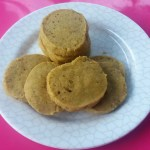 Simple Cinnamon biscuits