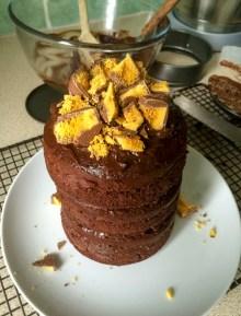 Crunchie Cake_2