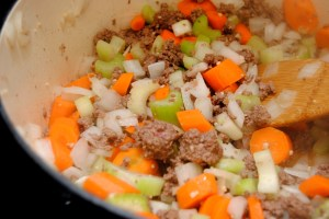 Veggie soup1