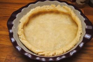 Easy pie crust3