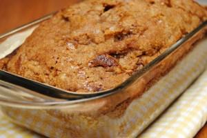 Pumpkin Bread with Tangerine Streusel2
