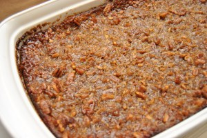 Sweet Potato Casserole2