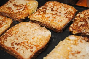 Buttermilk French Toast5