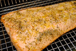 Lemon Herb Salmon