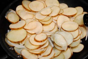 Skillet Potatoes1