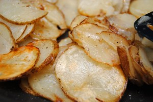 Skillet Potatoes2