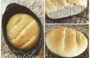 First forays with the Lekue Bread maker