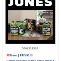 Jones Soda: Please Vote for Biscuit!