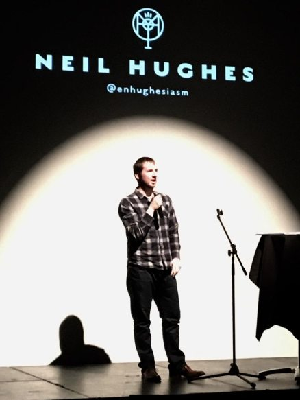 Dealing with Anxiety - Neil Hughes