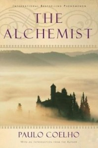Front cover of The Alchemist by Paulo Coelho