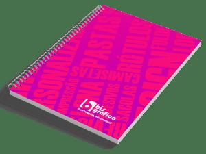 caderno personalizado grafica
