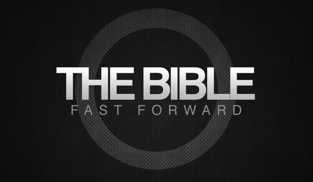 "Fall Women's Bible Study ""The Bible: Fast Forward"""