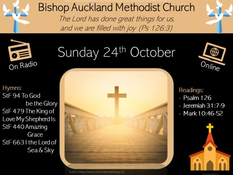 Click here to go to worship materials for this Sunday