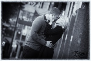 engagement photography session Lorain County Ohio Bruce Bishop