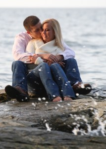 engagement photography Elyria Bruce Bishop