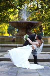 elegant wedding photographer Elyria Ohio Bruce Bishop