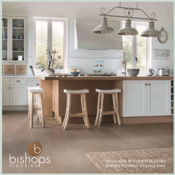 Download our wood flooring brochure - front cover