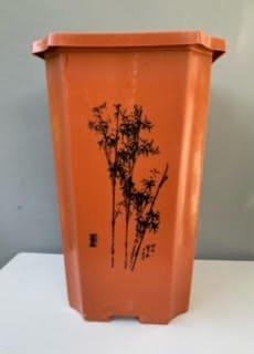Bishopsford Bonsai Plastic bonsai pot cascade