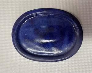 Ceramic drip tray (oval small)