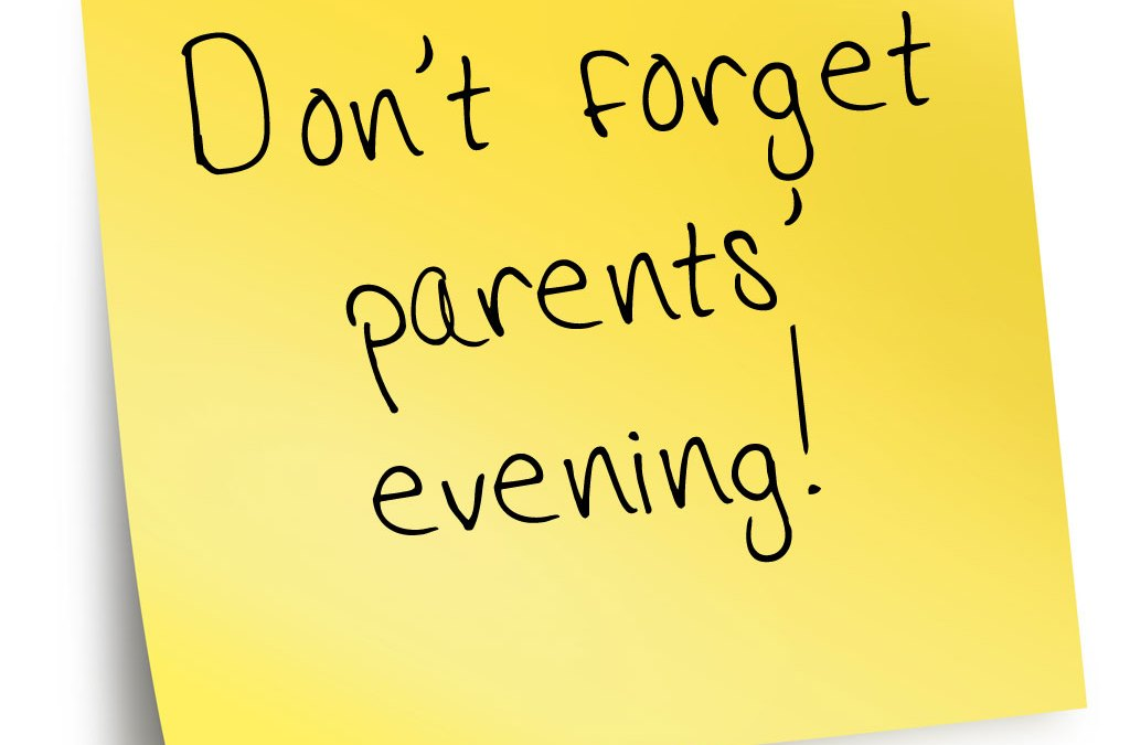 23 May : Pre-School Parents' Evening