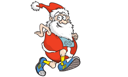 3 December : The Chew Valley Santa Scramble is coming to town!