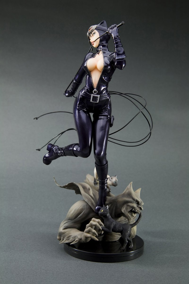 catwoman-bishoujo-statue-dc-comics-kotobukiya-3