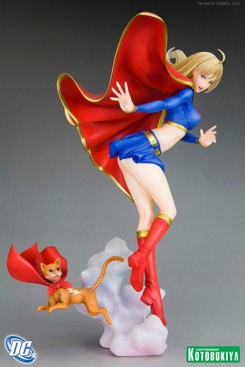 dc-comics-supergirl-bishoujo-statue-2